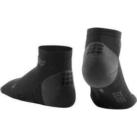 cep 3.0 Low Cut Socks Men, nero/grigio